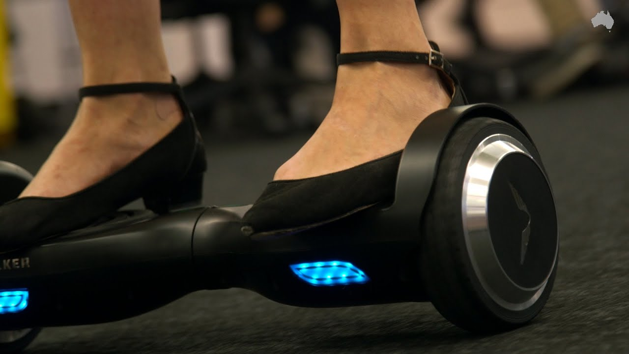 Hoverboard Ride