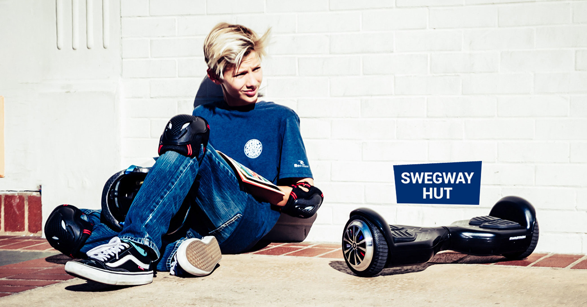 Seven safety tips for riding a hoverboard