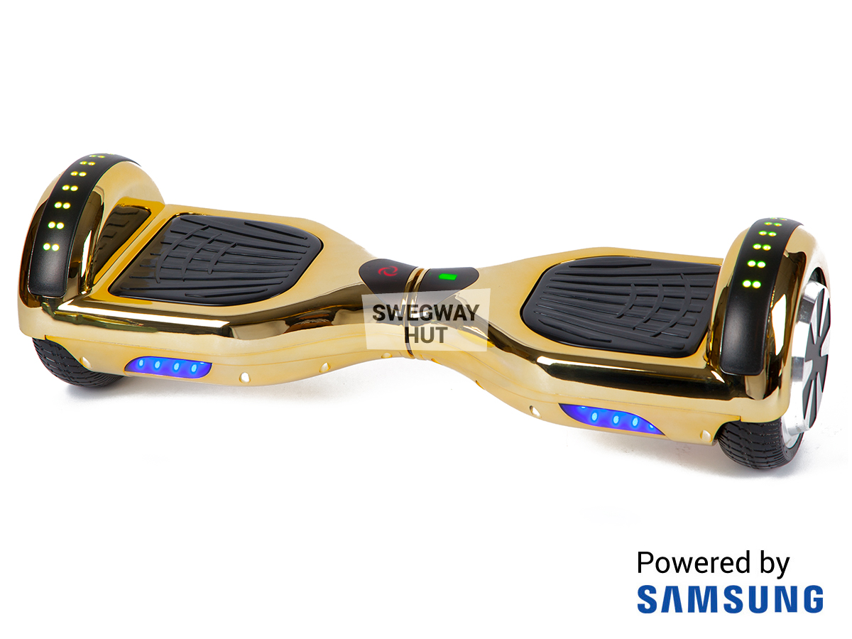 Chameleon Gold Chrome Swegway